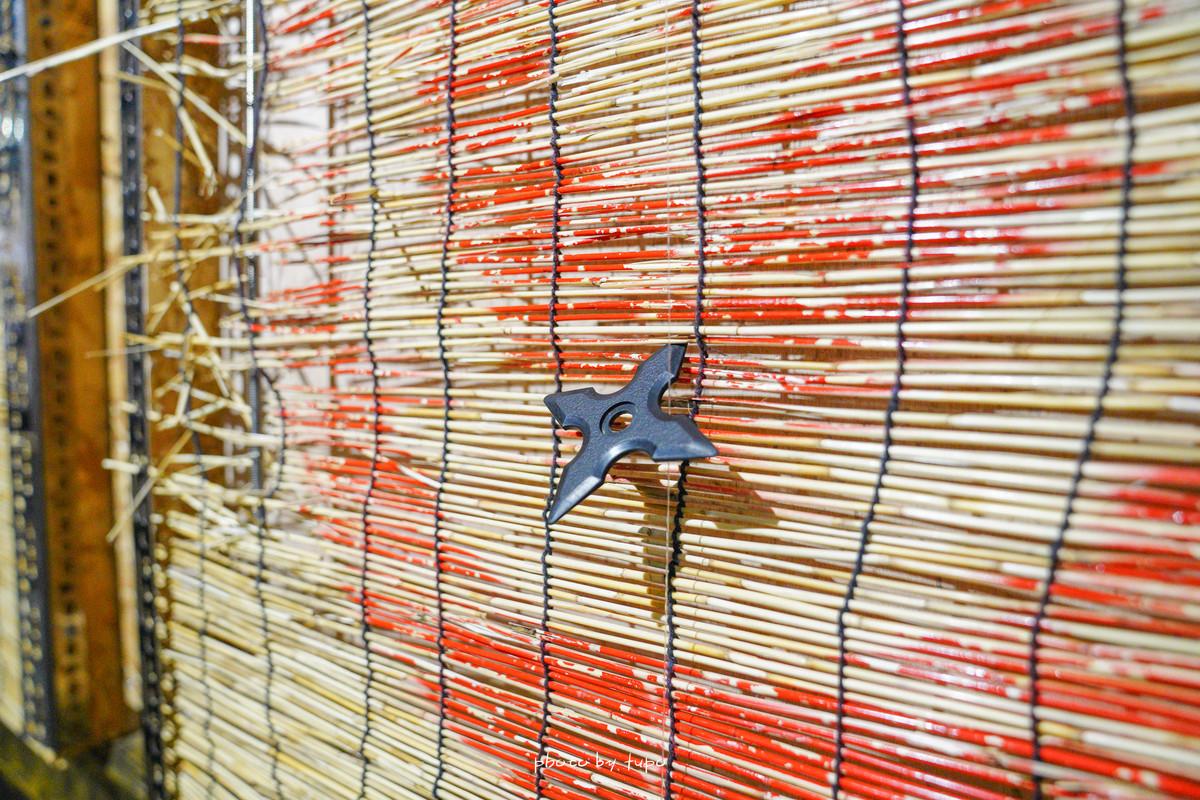 宜蘭礁溪 宜蘭忍者村:免飛日本,變身火影忍者~ 多個關卡不限次數玩~攀岩、迴旋踢、迷蹤步、手裏劍、迴旋斬一次玩個過癮!