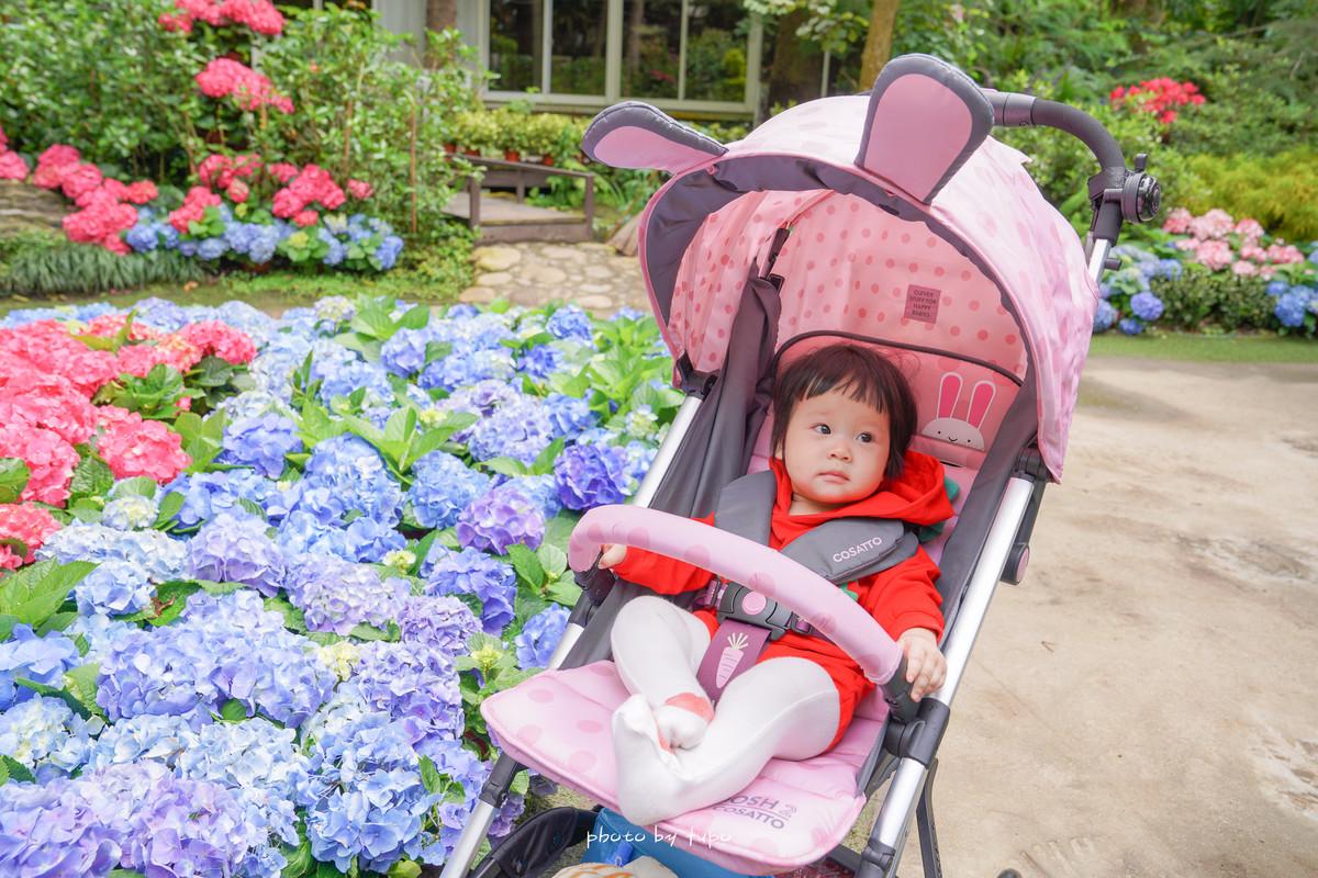親子育兒好物分享~COSATTO WOOSH 2|超吸睛的兔兔推車,秒收款!又輕又好推~粉嫩粉嫩超級可愛!必買的十大原因!2020嬰兒推車推薦 @小腹婆大世界