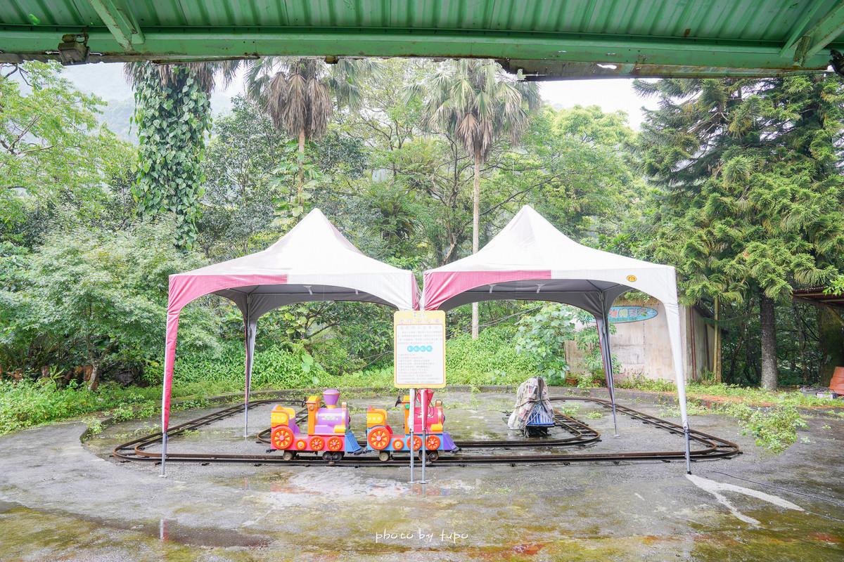 新北烏來》烏來雲仙樂園~全台一開車不了的遊樂園,玻璃纜車、兒童遊樂區、隱身於山嵐裡的秘境