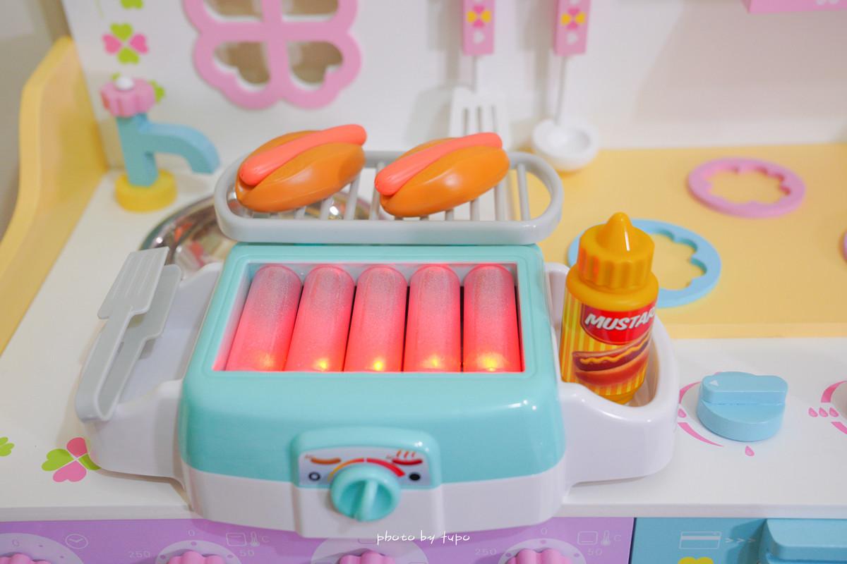 Costco好物推薦《氣炸鍋玩具組 (playgo小廚師烘培電器組):一次購齊千元有找,超擬真扮家家酒玩具,讓小朋友也跟上潮流~