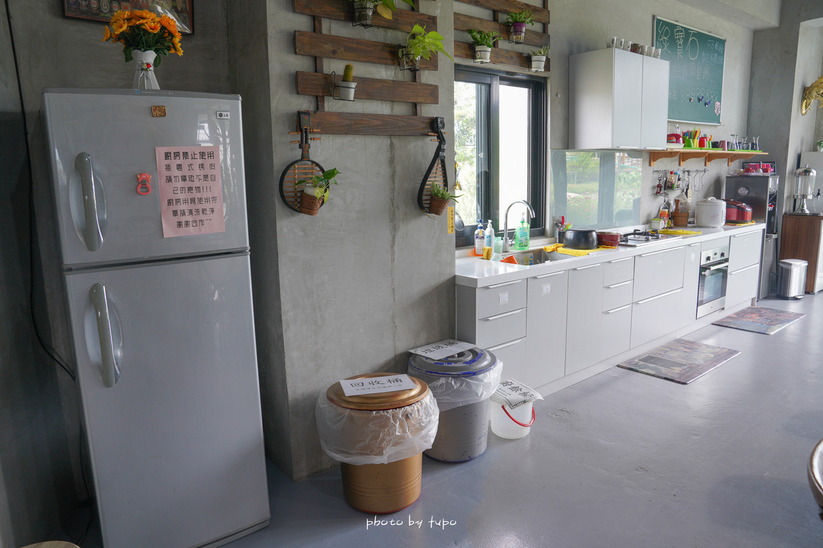 宜蘭三星》綠寶石有機農場民宿-綠寶石親子有機蔬園:田園中的浪漫玻璃屋,可以在房間躺著看日落,親子遊戲區,手作早餐