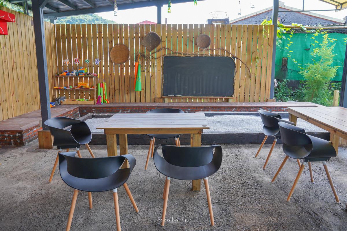 宜蘭新景點 |七路咖啡(宜蘭彩虹村):八十年老屋大變身、玻璃鞦韆、罵子蛋,新網美景點親子設施好拍好玩又好吃~