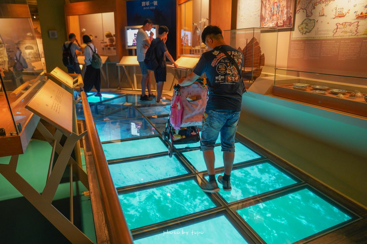 澎湖室內景點|澎湖生活博物館:未滿六歲免費~台灣第一座城市博物館、小小澎湖縮景、大船入港、石滬一次玩透透!