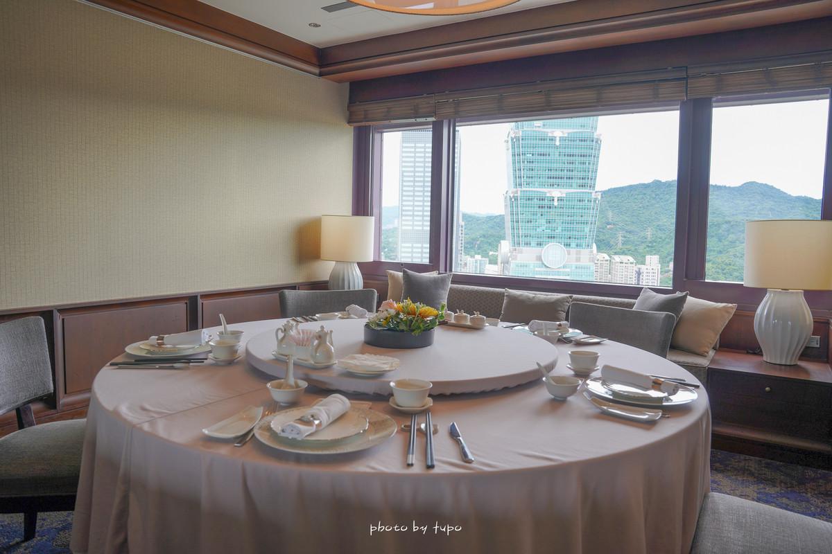 台北信義美食|世貿名人坊 (原世貿聯誼社):101旁高樓景觀餐廳、台灣頂級粵菜餐廳、經典片皮烤鴨,捷運101站1號出口