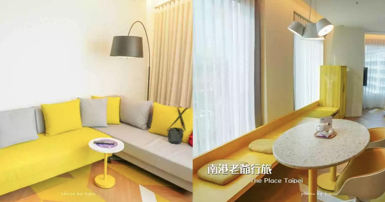今日熱門文章:台北住宿推薦》都市渡假風!南港老爺行旅 The Place Taipei ,最大行旅套房搭配大面景觀窗,河岸市景一次擁有,大眾運輸便利