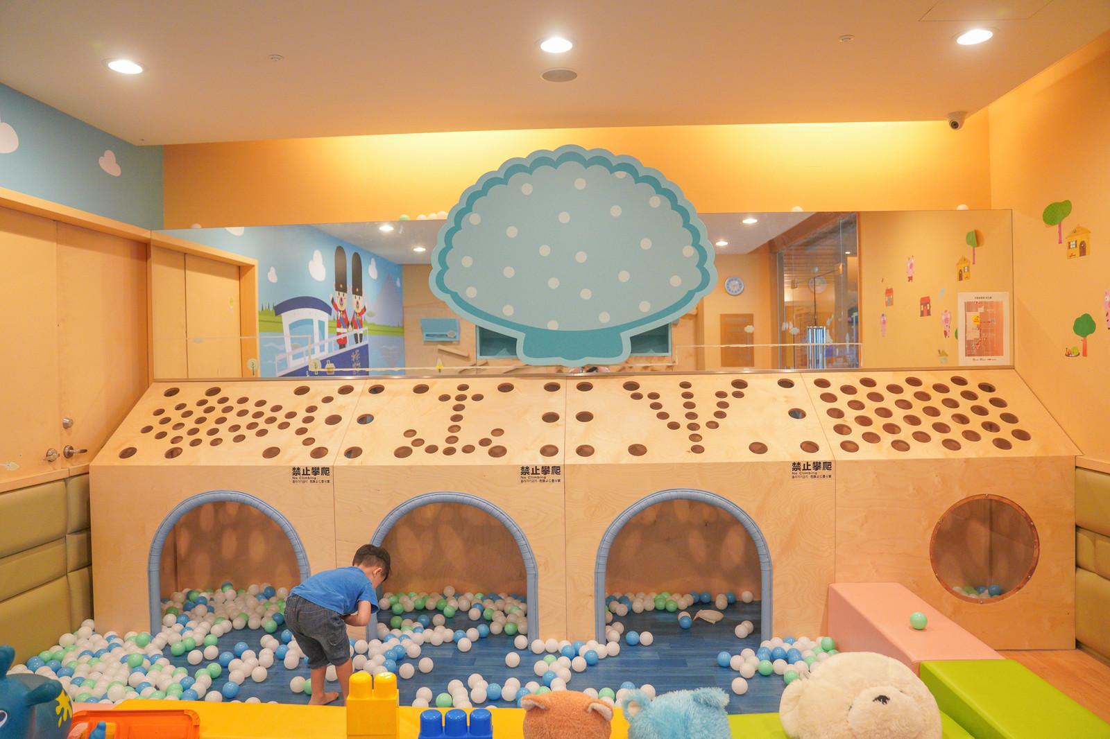 淡水親子飯店 》淡水福容大飯店:淡水阿熊主題房,房間內就可以玩水,淡水阿熊勇闖歡樂島,住宿優惠更新
