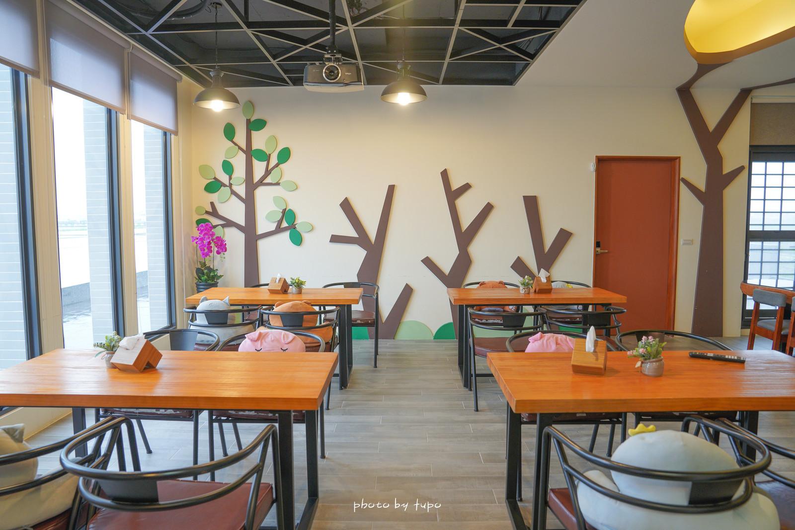 宜蘭包棟住宿》河沿悅舍之農情秘驛:田園中的獨棟包棟民宿、戲水池、烤肉區、媲美咖啡廳的大廳、兒童遊戲區。