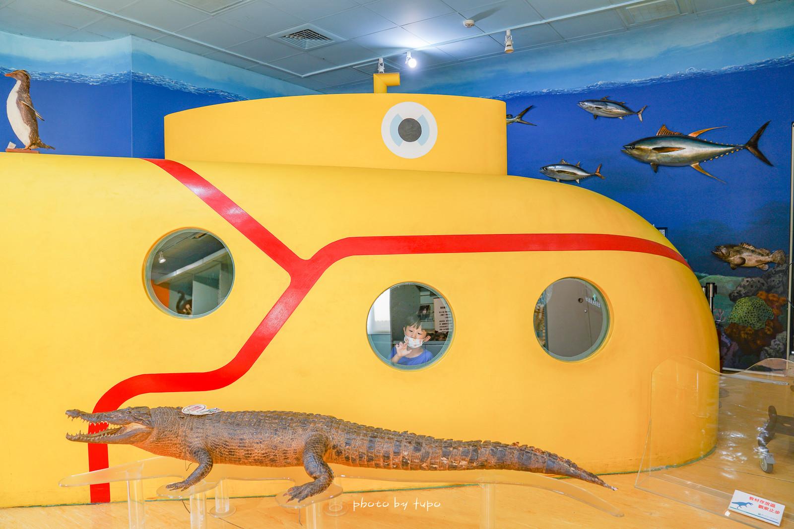 台中室內景點推薦》幼兒科學園,免門票!可愛潛水艇、積木遊戲區、多款益智玩具、適合三歲到八歲小朋友的秘密基地! @小腹婆大世界