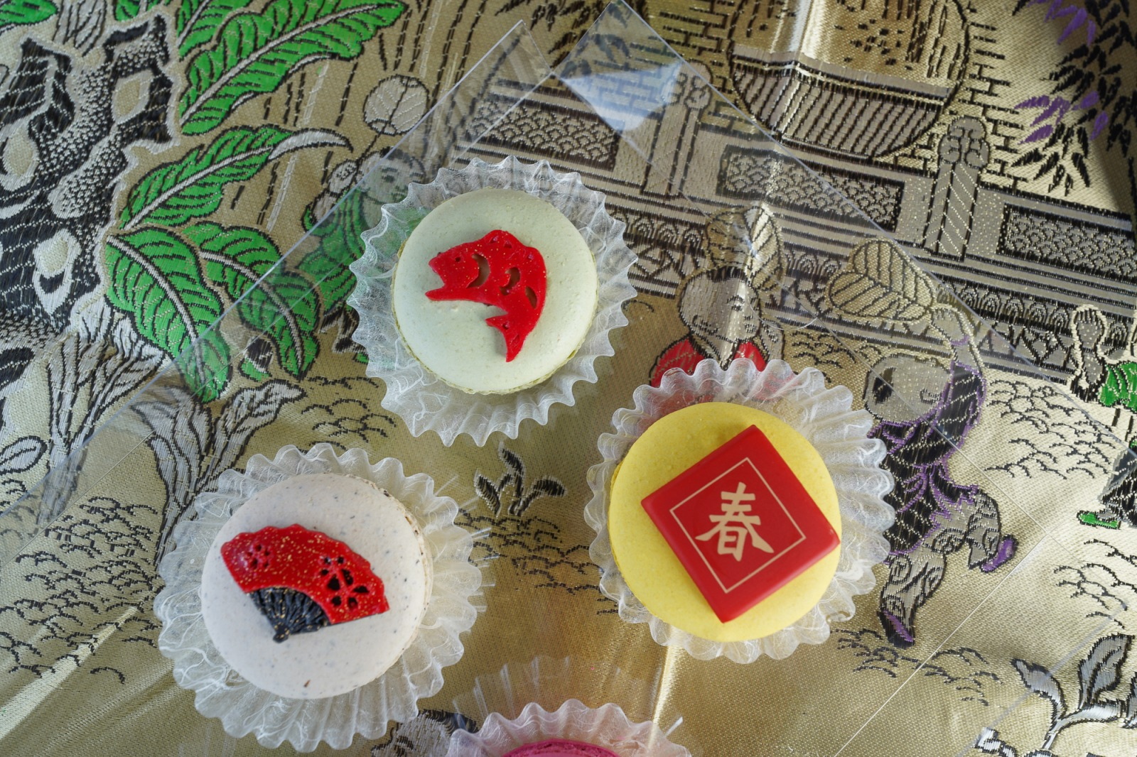 維多麗亞酒店 新春甜點禮盒