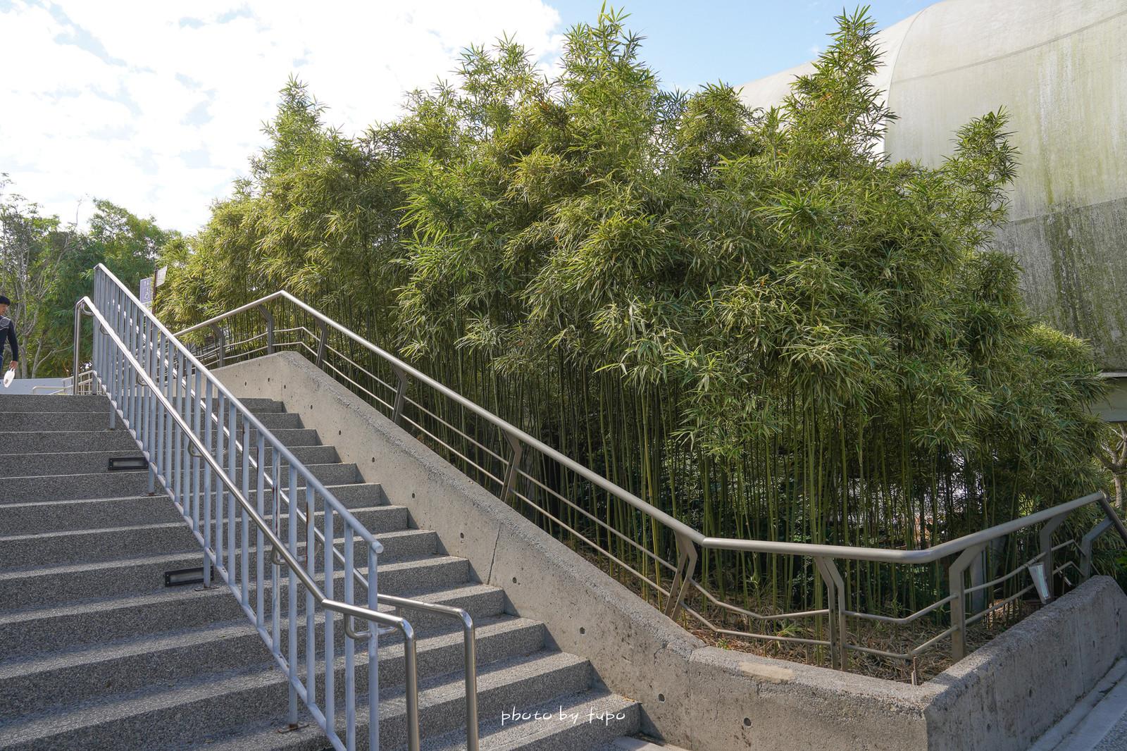 南投竹山》竹山文化園區~全台最大的竹子建築,佔地6.8公頃,多款復古童玩免費玩,親子室內景點
