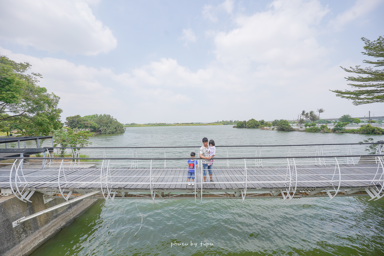 台南一日遊》官田景點一日遊好好玩!特色公園、最新網美打卡點、日式宿舍群、觀光工廠,玩水放電拍照一次滿足!