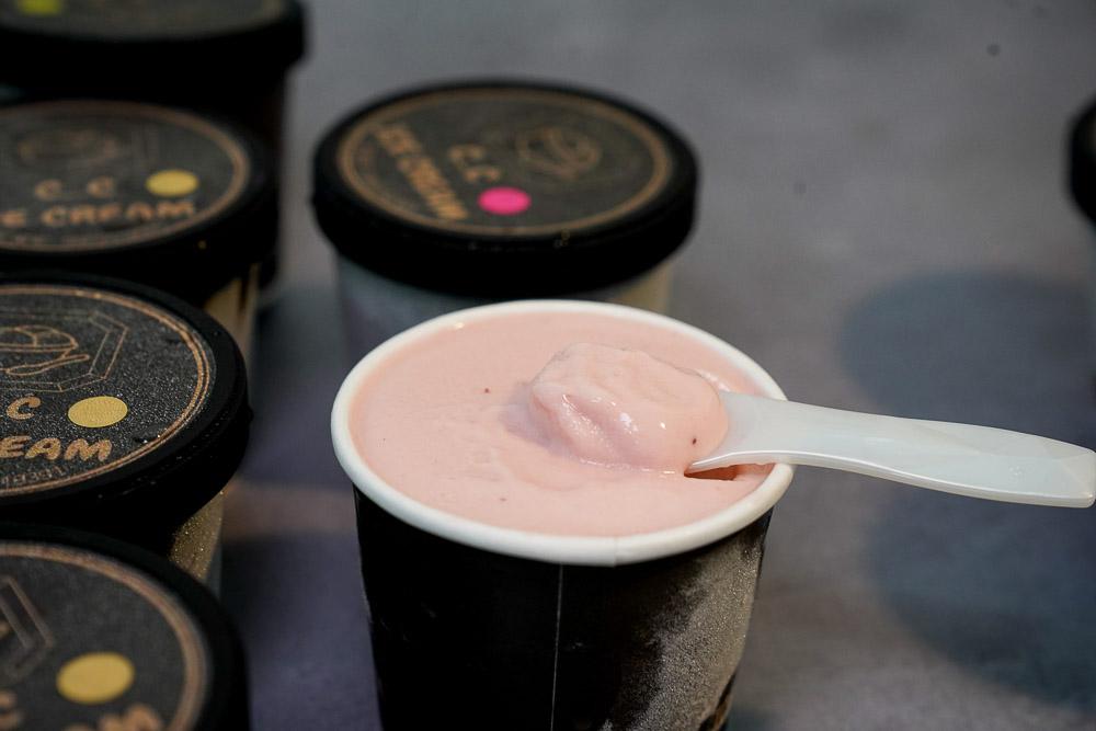 鶯歌冰淇淋》嘻嘻冰 CC ICECREAM,宅配手工冰淇淋,八種口味,飯後一杯剛剛好,鶯歌地區滿五杯免費外送