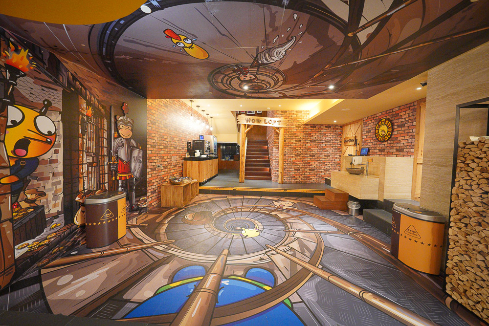 宜蘭親子住宿》宜蘭蘭城晶英酒店 玩樂攻略!芬朵奇堡樓層,窩窩樂,趣七樓,送住宿卷活動,團購跟誰買~