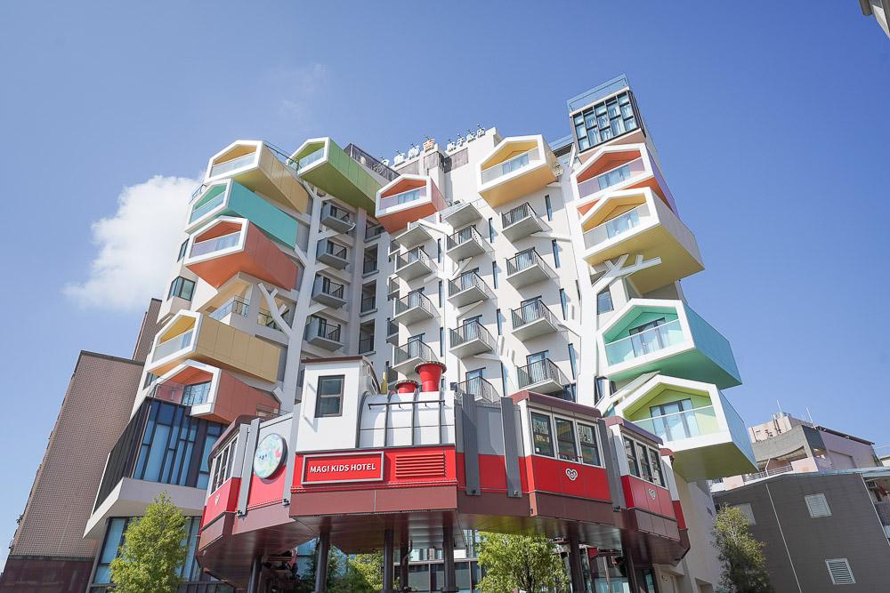即時熱門文章:宜蘭住宿》童媽吉親子飯店,飛天火車城堡飯店,羅東火車站旁,二層樓遊戲區,三層電動車,房型價格