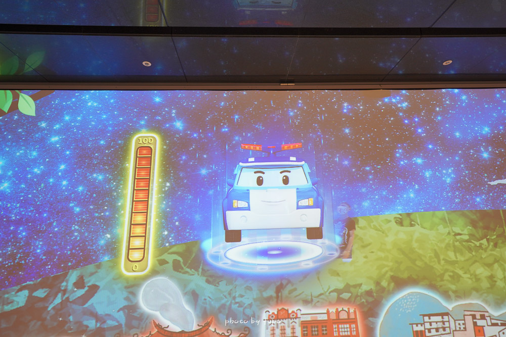 台北景點》台北探索館,四層樓任你逛,免預約免門票,360度環景發現劇場